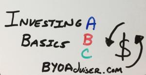 BYOA Investing Basics Image